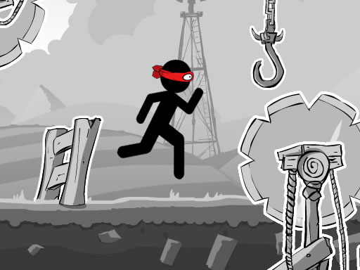 Stickman Adventure: Prison Jail Break Mission