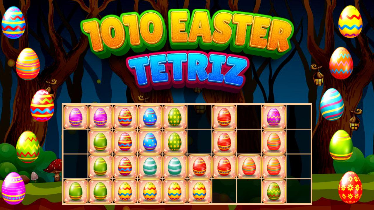 Image 1010 Easter Tetriz