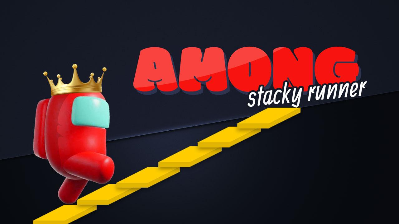Among Stacky Runner