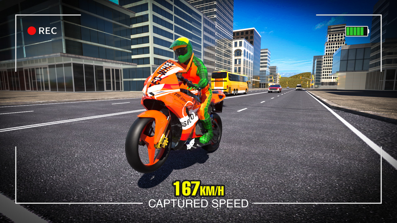 Image Bike Stunt Driving Simulator 3D