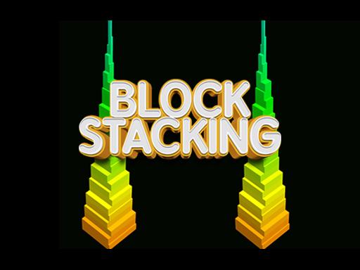 Image Block Stacking