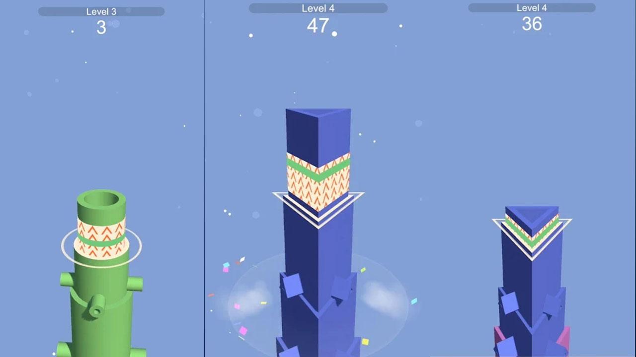 Image Build tower 3D