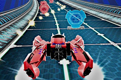 Image Cosmic Racer 3D