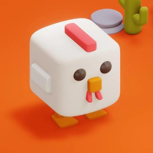 Image Crossy Chicken