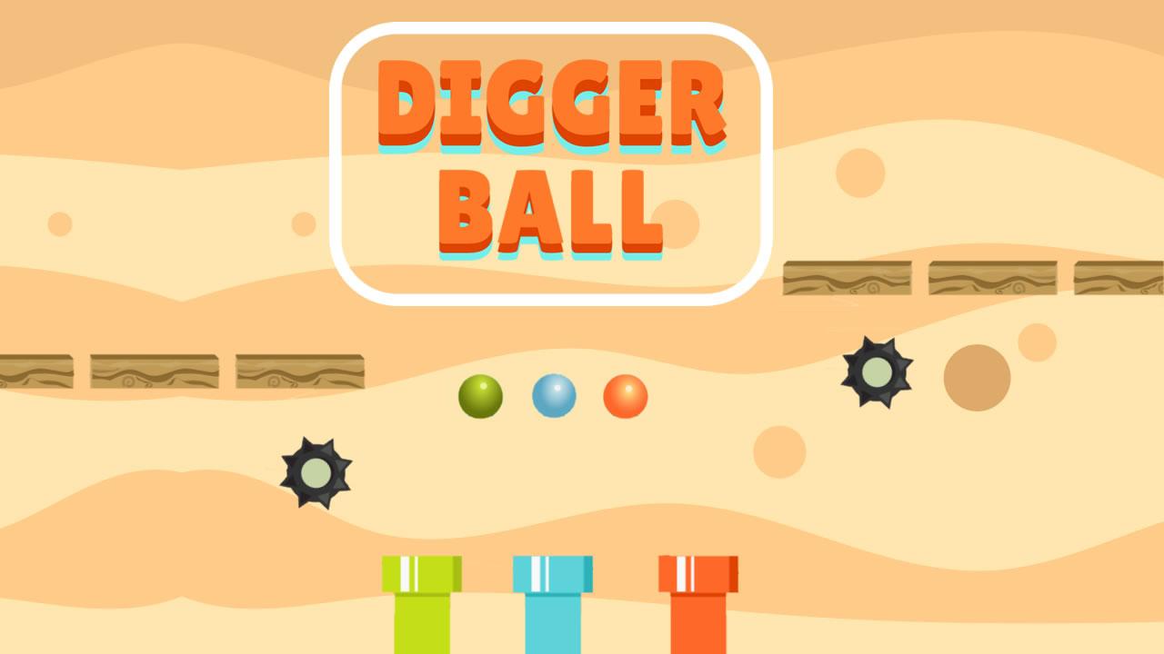 Image Digger Ball