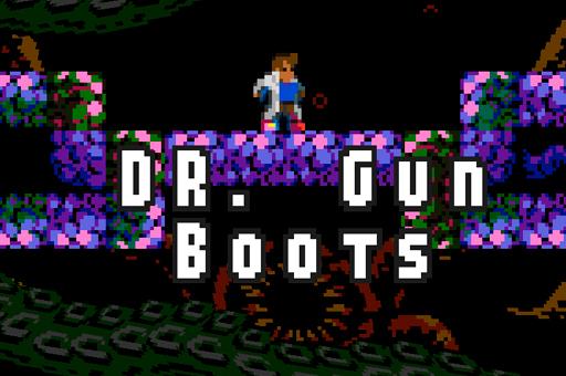 Image DR. Gun Boots