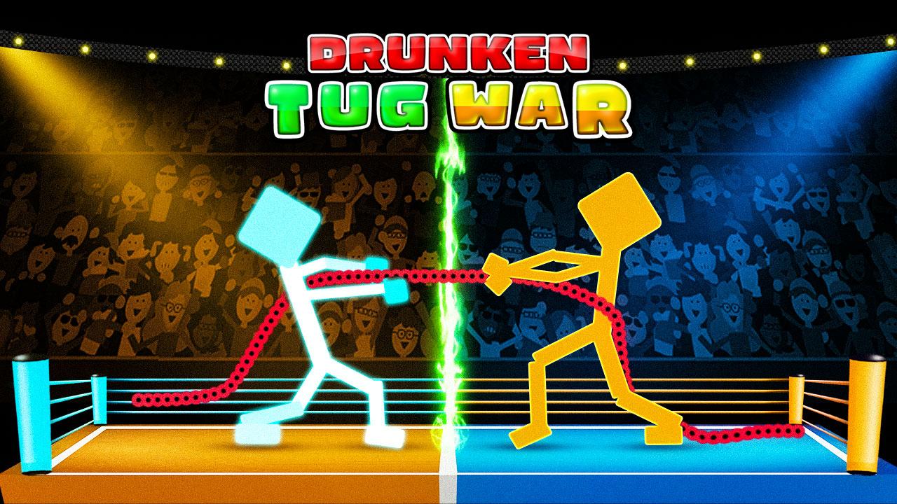 Image Drunken Tug War
