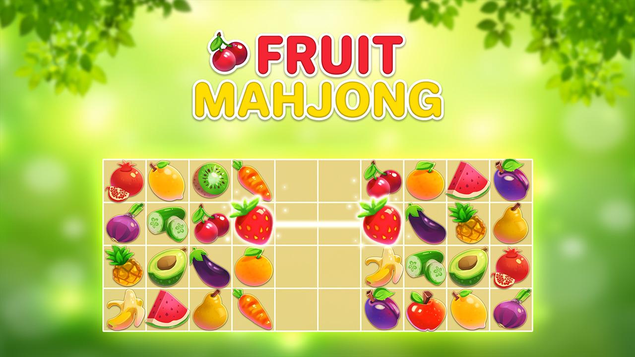 Image Fruit Mahjong