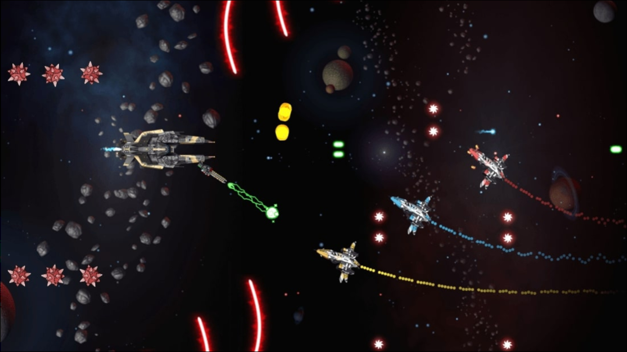 Image Galactic War