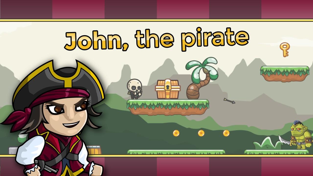 Image John, the pirate