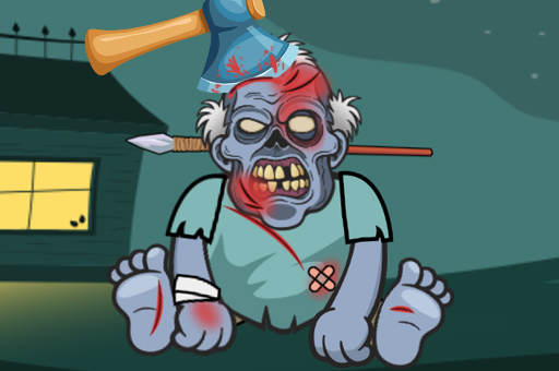 Image Kick The Zombie JulGames