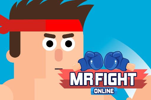 Image Mr Fight Online