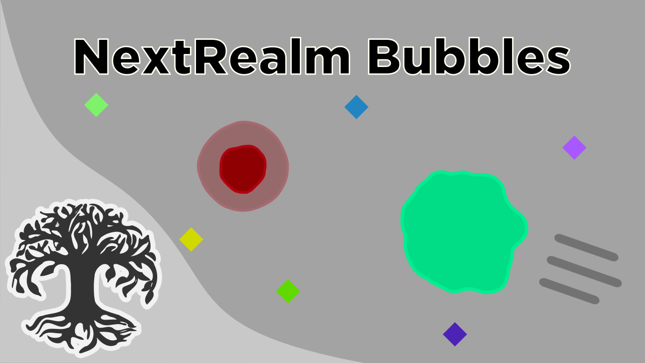 Image NextRealm Bubbles