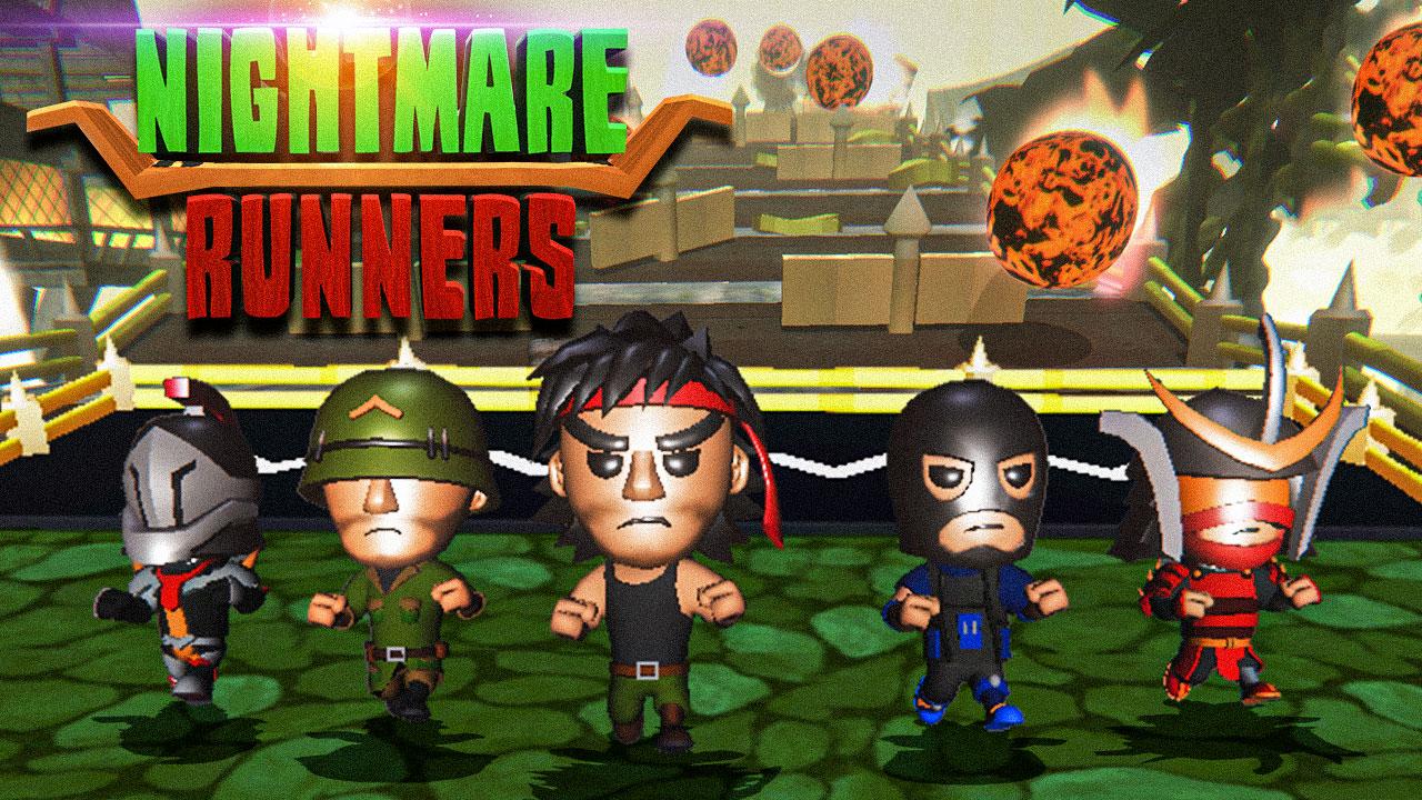 Image Nightmare Runners