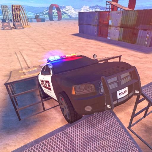 Image Police Drift & Stunt