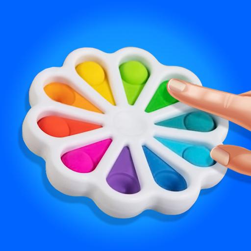 Image Pop It Bubble Game