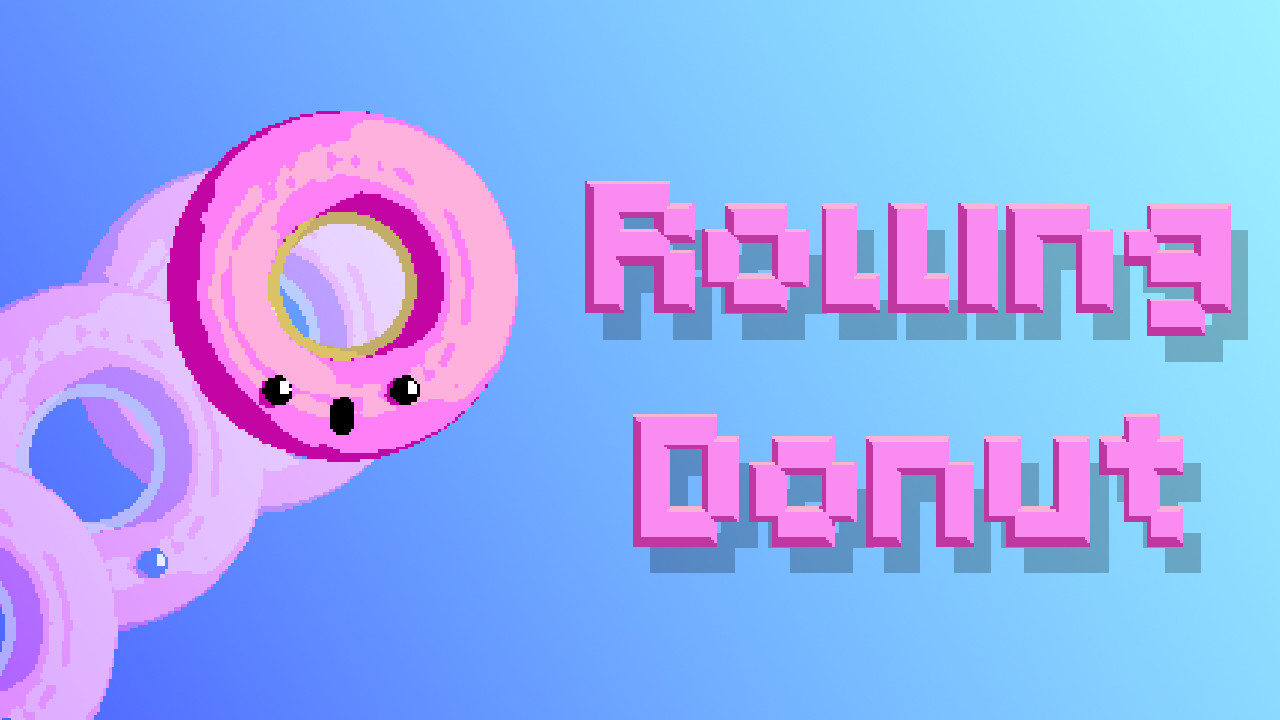 Image Rolling Donut