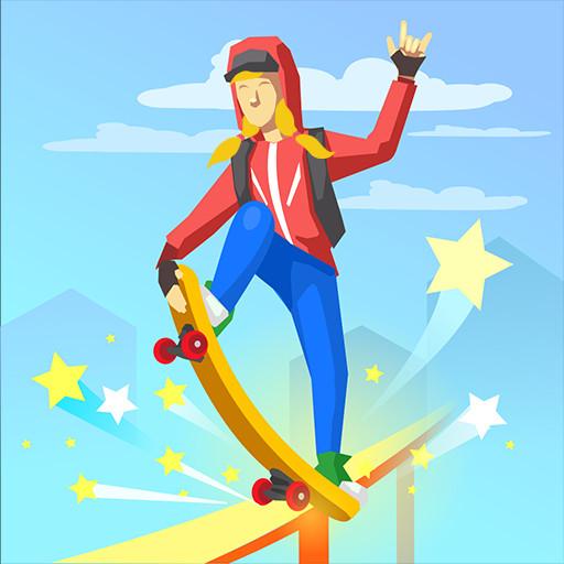 Image Skateboard Master