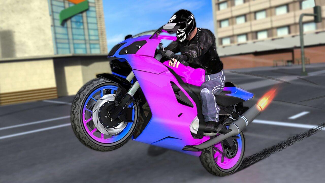 Image Sports Bike Racing