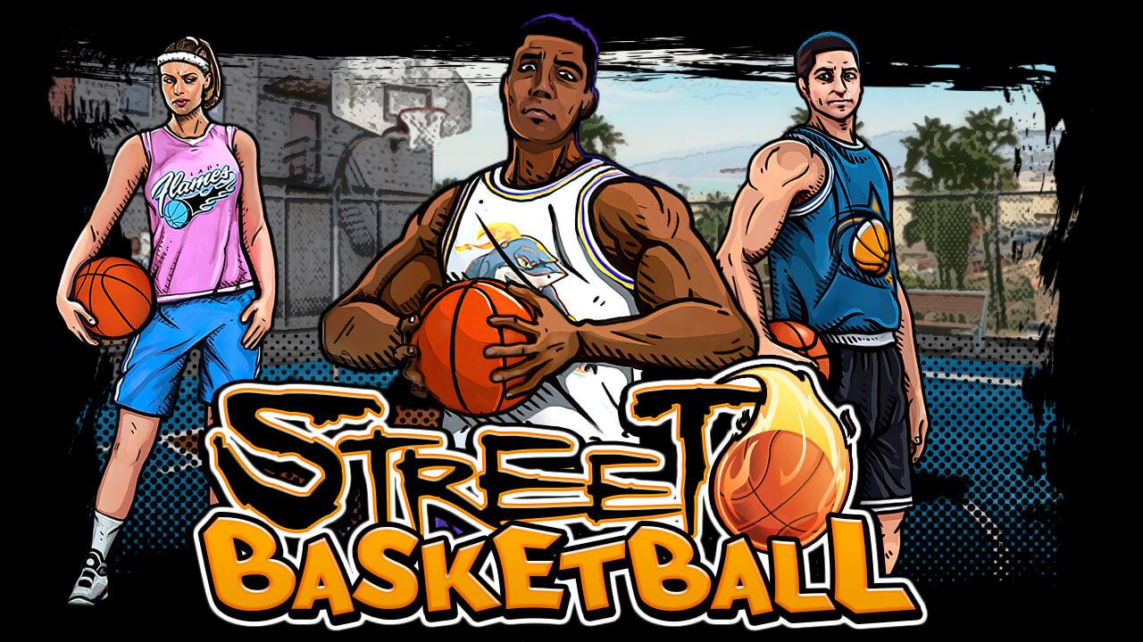 Image Street Basketball