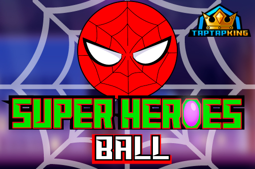 Image Super Heroes Ball