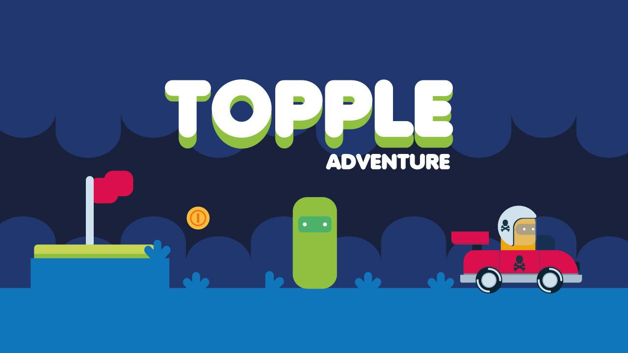 Image Topple Adventure