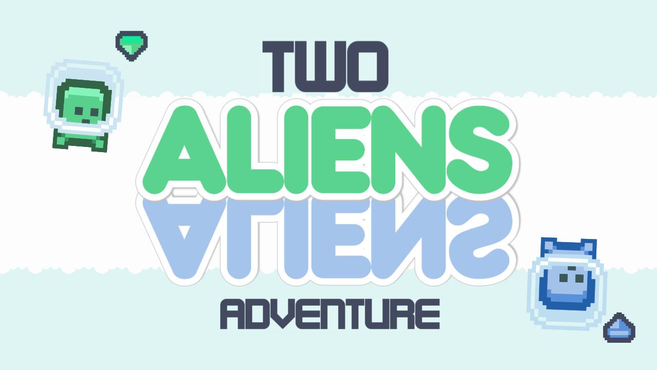 Image Two Aliens Adventure