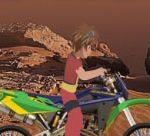 Bakugan Desert Biking