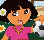 Dora The Explorer Play Time Dress Up