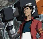 Generator Rex Jigsaw