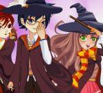 Harry Potter Friends Forever