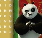 Kung Fu Panda Word Search