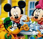 Mickey and Friends Hidden Objects