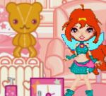 Mini Winx Bloom Room