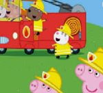 Peppa Fire Engine