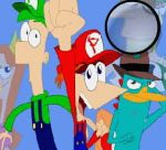 Phineas And Ferb Hidden Numbers