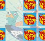 Phineas And Ferb Memory Matching
