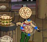 Scooby Doo – Pirate Pie Toss