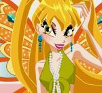 Winx Club Stella Make Over